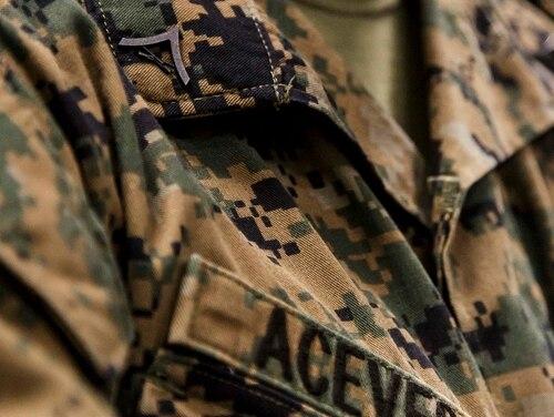 Promotion board photos no more. (Staff Sgt. Dengrier M. Baez/Marine Corps)