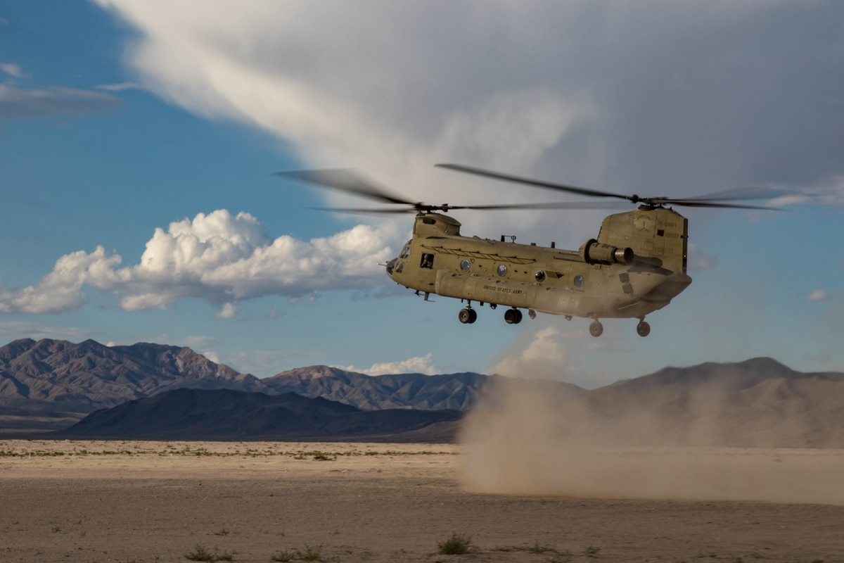 Will foreign sales save the Chinook production line?