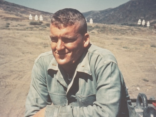 Lt. Philip Sauer was posthumously awarded the Silver Star nearly half a century after his heroic actions cost him his life on April 24, 1967, in Vietnam.