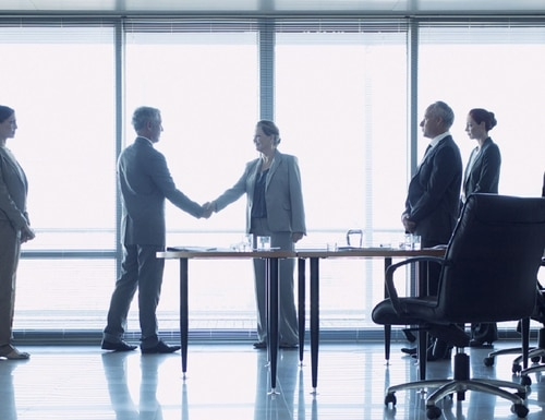 SAIC announced Feb. 6 that it intends to acquire Unisys Federal in a $1.2 billion deal. (Martin Barraud/Getty Images)