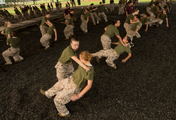The Boot Camp Gender Divide The Case For Co Ed Training