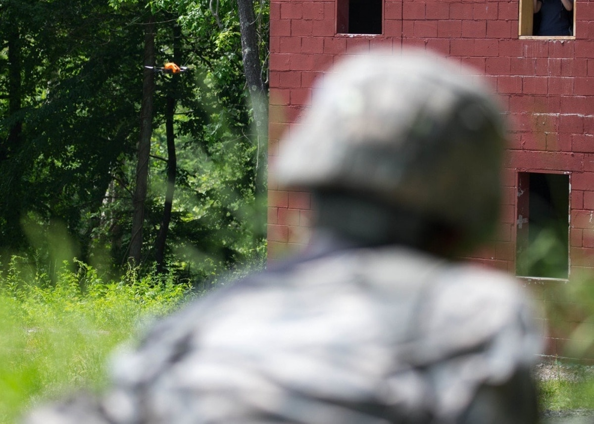 The Army is adding the 'Dronebuster' to its set of anti-drone tools