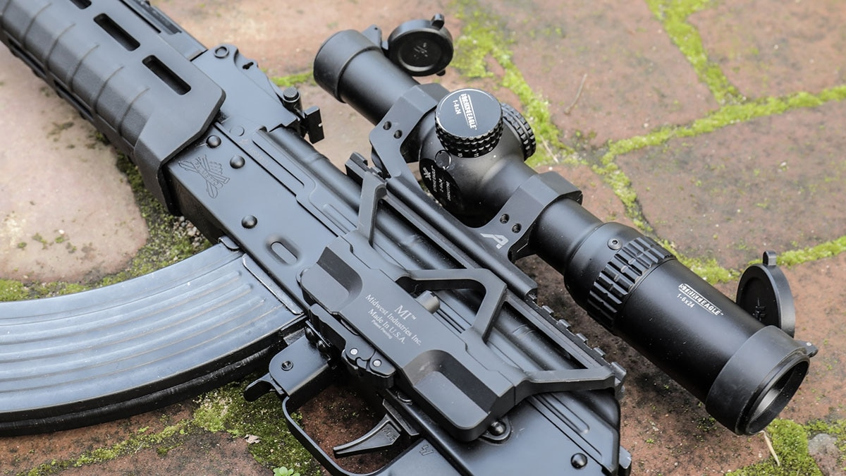 3 ways to mount an optic to that (rail-less) AK of yours