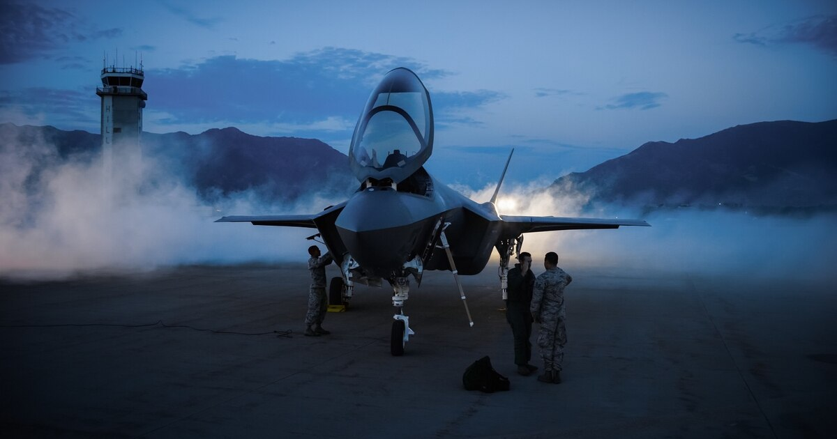 Minor quality control issue creates new problem for F-35 enterprise