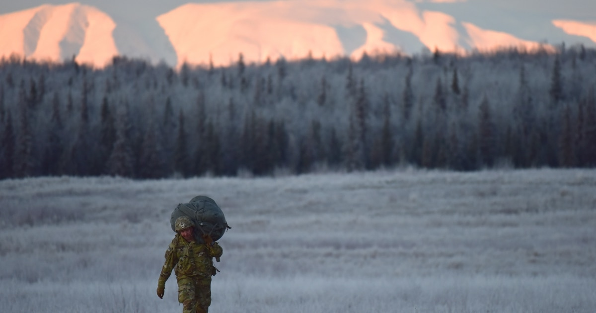 New incentive pay approved for Alaska-bound soldiers