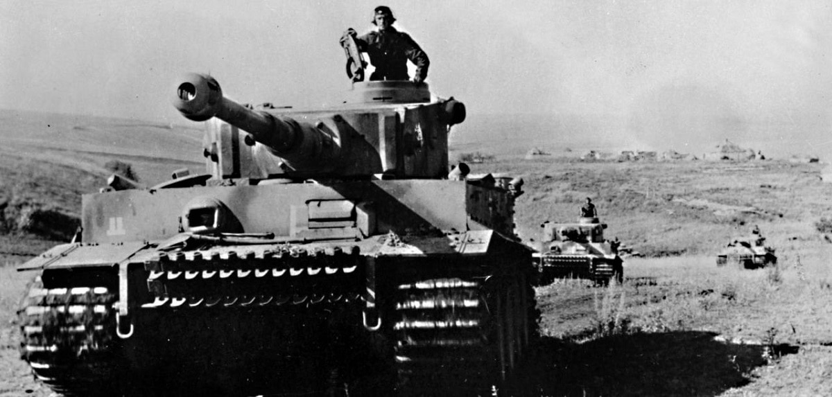 The Largest Tank Battle In History Began 75 Years Ago Today