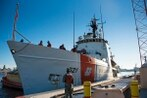 Coast Guard cutter back in Florida after Pacific drug patrol