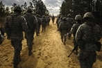 Recruits from 10 southern states less likely to be fit, study finds