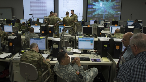 Given the vastness of cyberspace, one academic offers his view of the areas within cyber on which the DoD must focus its resources to be most effective. (Petty Officer 2nd Class Jesse A. Hyatt/Navy via DoD)
