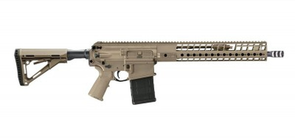 The Army recently purchased a suite of Sig Sauer weapons, including the SIG 716G2 rifle pictured here for foreign military sales. (Sig Sauer)