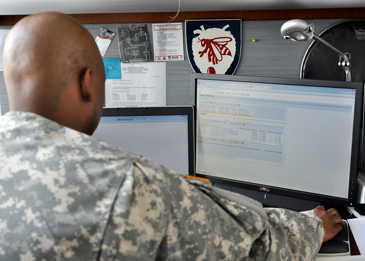 army turns to disa for erp help