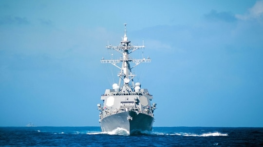The Department of the Navy is taking a holistic view at cybersecurity. (U.S. Navy)