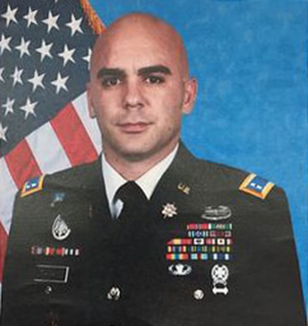 DoD Identifies Soldier Killed In Non-combat Incident In