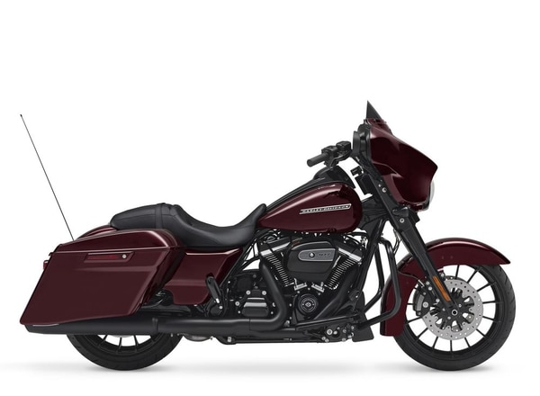 The up-spec Street Glide Special may cost an addition $5,000, but this package will save you several trips to the H-D parts and accessories department looking for upgrades. (Harley-Davidson)
