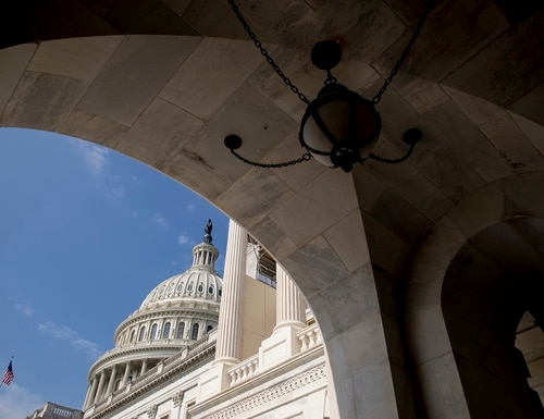 Lawmakers are readying to leave Capitol Hill for their annual August recess in coming days. (Andrew Harnik/AP)