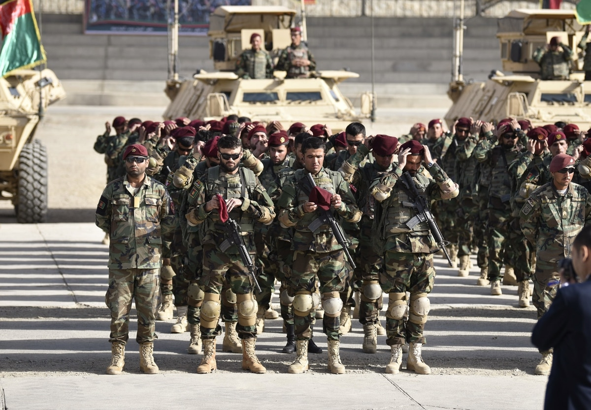 Trump says 8,600 US troops will stay after Afghanistan