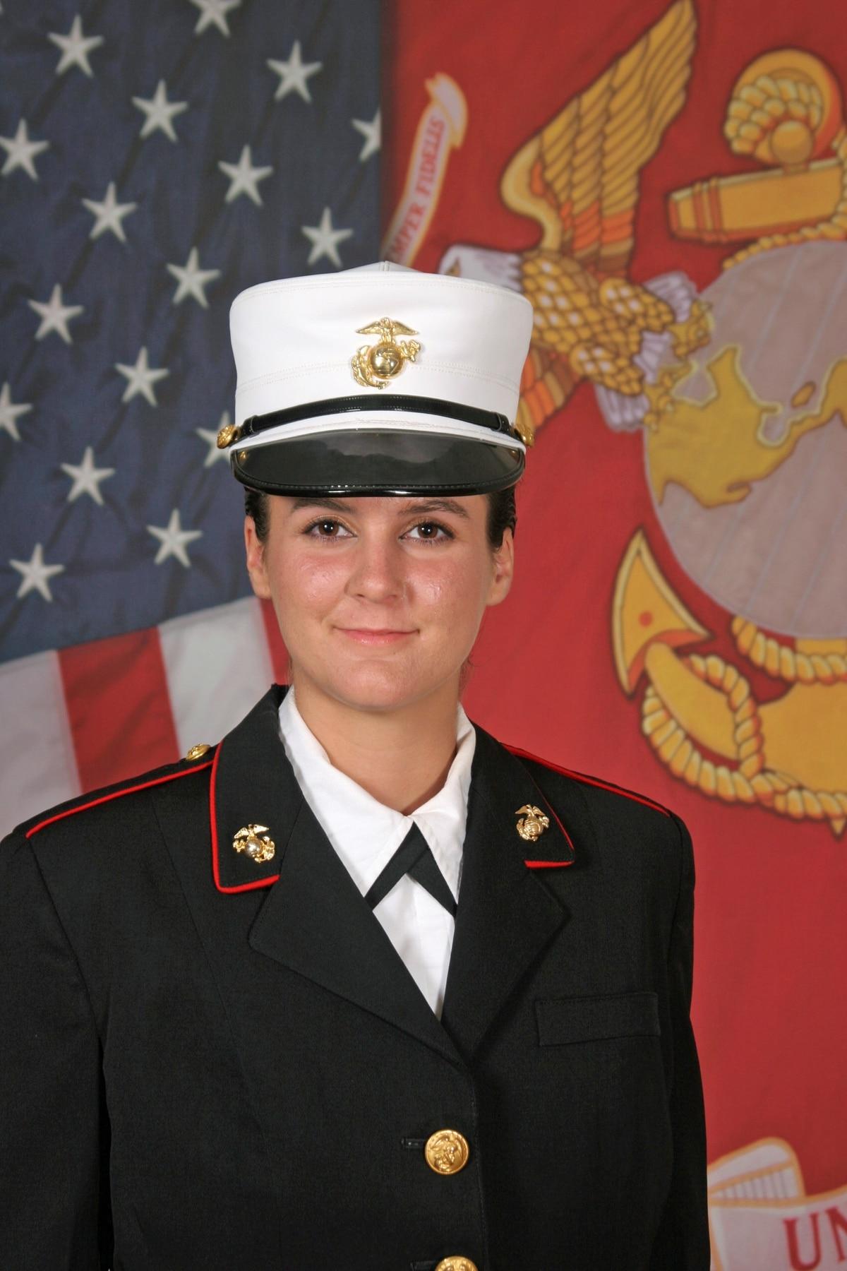 marine corps 17 75k to honor marine vet  police officer