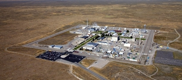 The Idaho National Laboratory is the nation's top nuclear energy research and development complex. (Department of Energy)