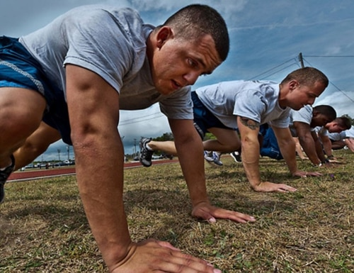 Chief Master Sgt. of the Air Force Kaleth Wright has said he hopes airmen will focus more on living fit and healthy lifestyles throughout the year, not just on passing a test at a certain time.