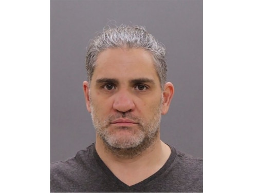 This photo provided by the FBI shows Dominic Pezzola. (FBI via AP)