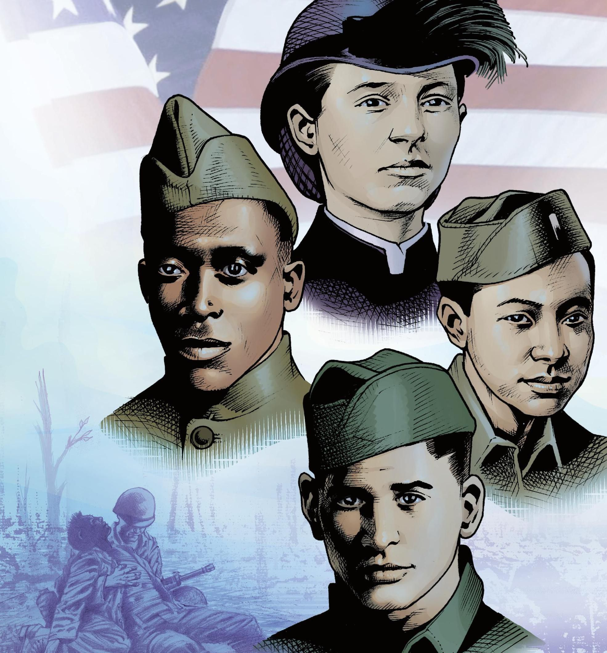 'Medal of Honor' illustrated series now available in paperback