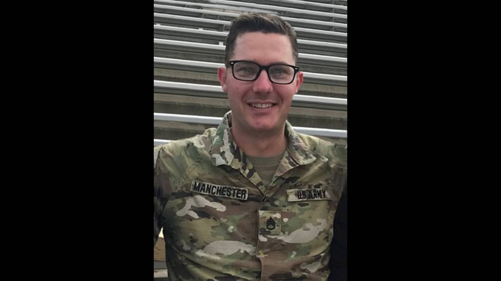 Staff Sgt. Timothy Manchester