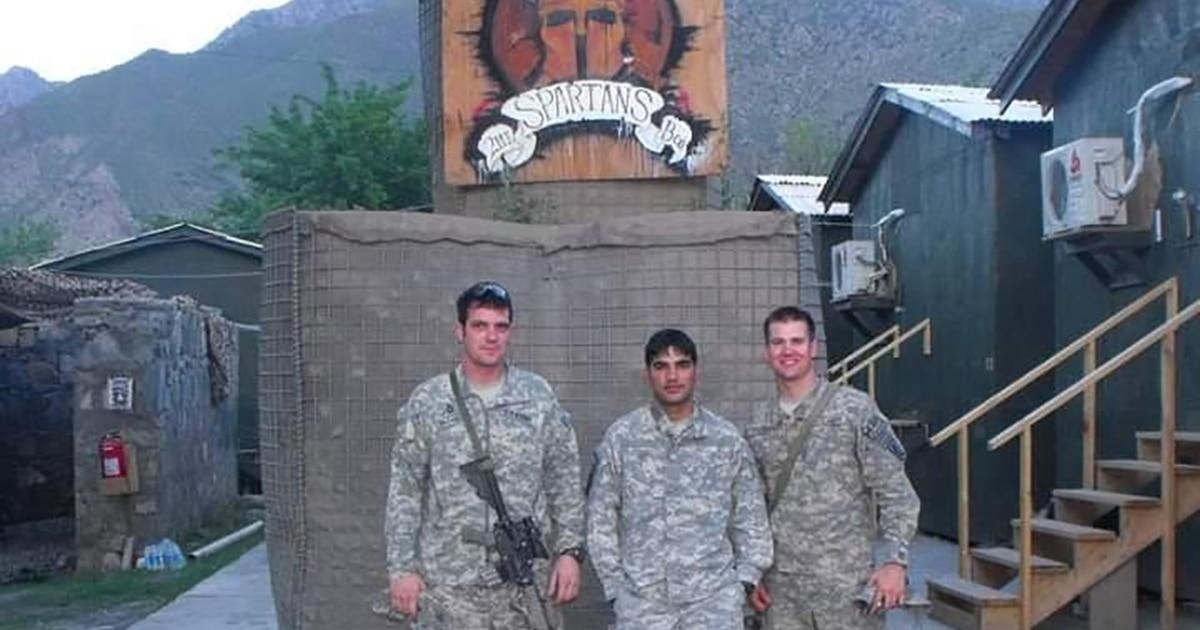 Leave no Afghan interpreters behind