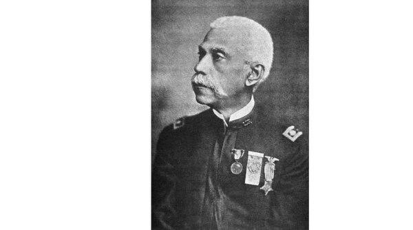Lt. Col. Allen Allensworth (New York Public Library)