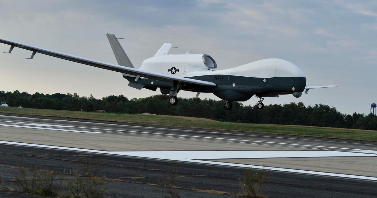 Germany walks away from $2.5 billion purchase of US Navy's Triton spy drones