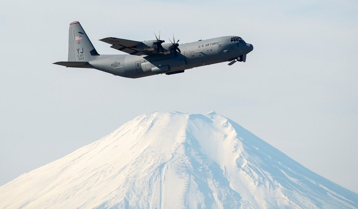US Air Force pauses flight ops for more than a hundred C