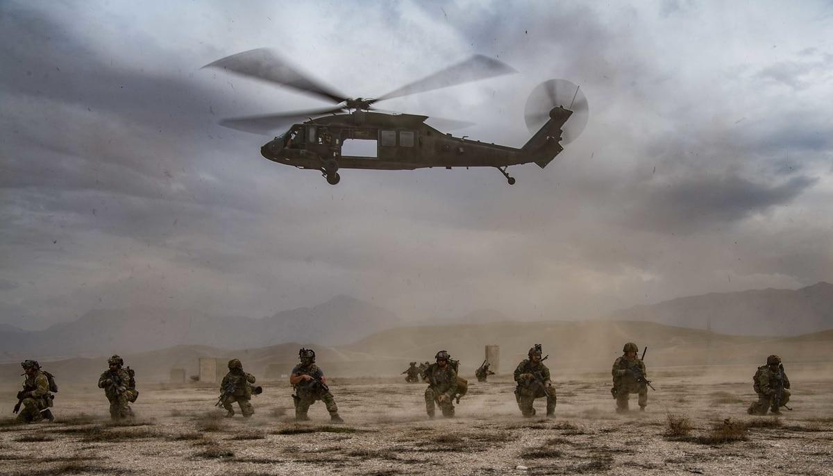 Afganistan indomable: Biden ordenará a todas las tropas estadounidenses salir de Afganistán antes del 11 de septiembre KMHHTDVRRJC7BDQLVYCJJ3XNQI