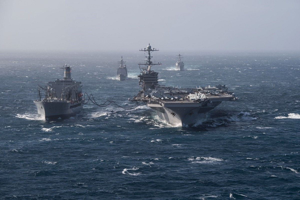 us navy supercarrier john c stennis is headed for a complex overhaul