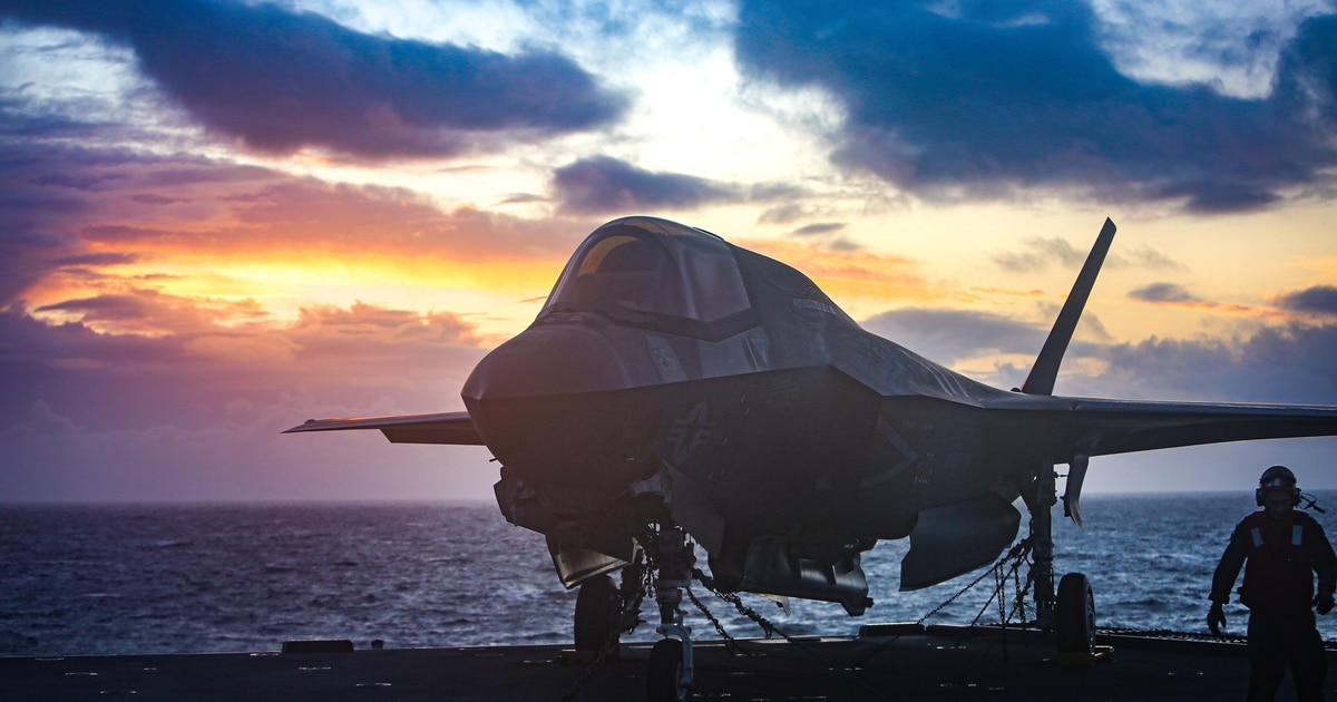 F-35 to move into full-rate production later than expected