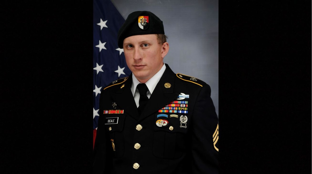 bbd2a957 Pentagon identifies Army Green Beret killed in Afghanistan