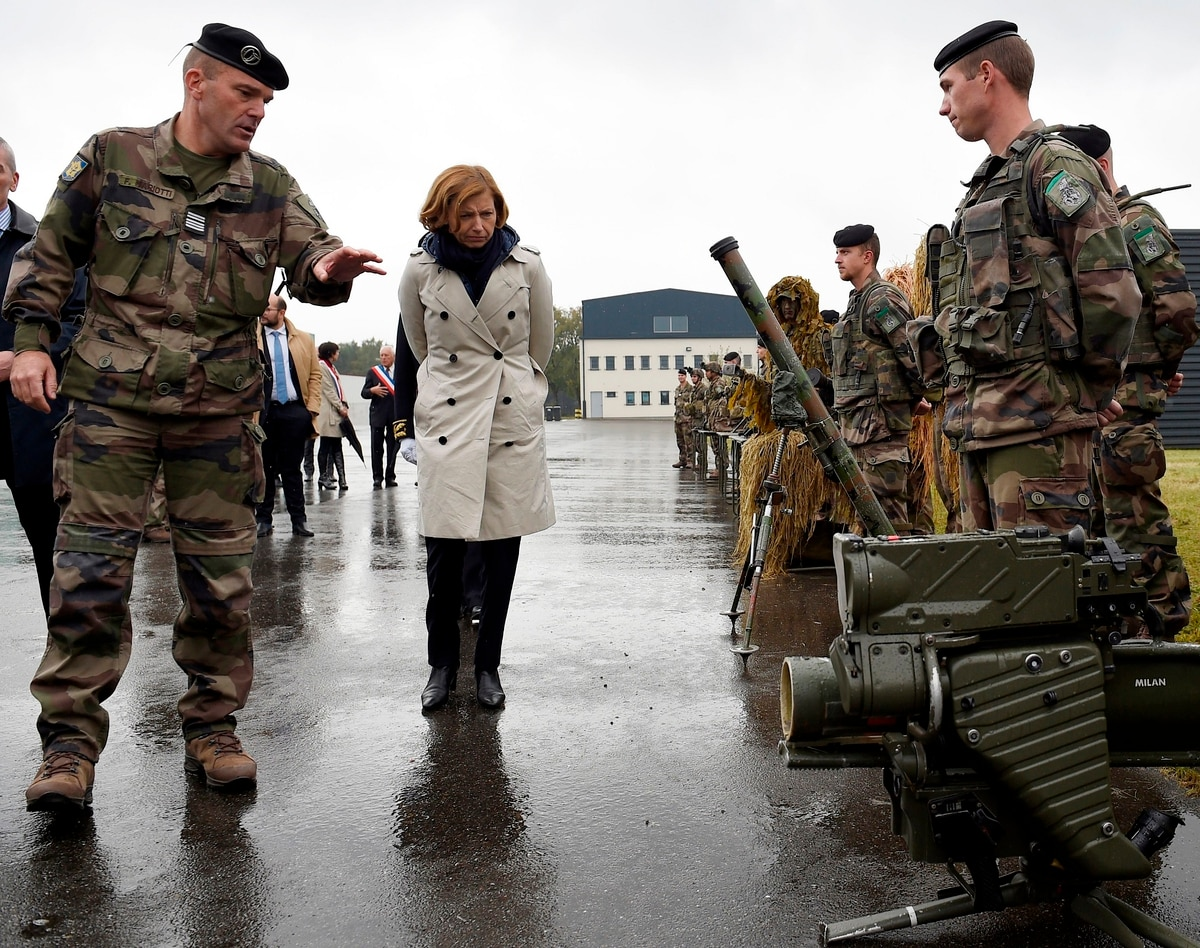 A French Military Modernization Program Is Getting A Makeover