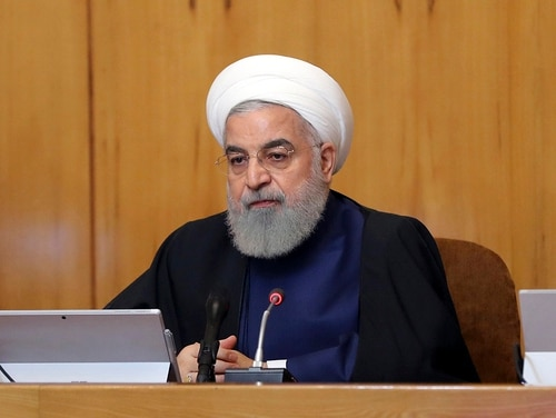 Iranian President Hassan Rouhani said Tehran will increase its enrichment of uranium to
