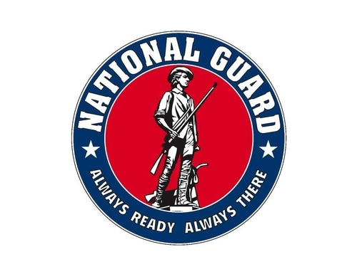 Official seal of the National Guard (National Guard)