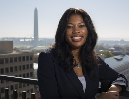 General Services Administration Administrator Denise Turner Roth, photographed at GSA Headquarters in Washington, D.C., on Wednesday, November 4, 2015.