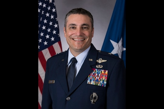 Brig. Gen. Paul Knapp (Air Force)