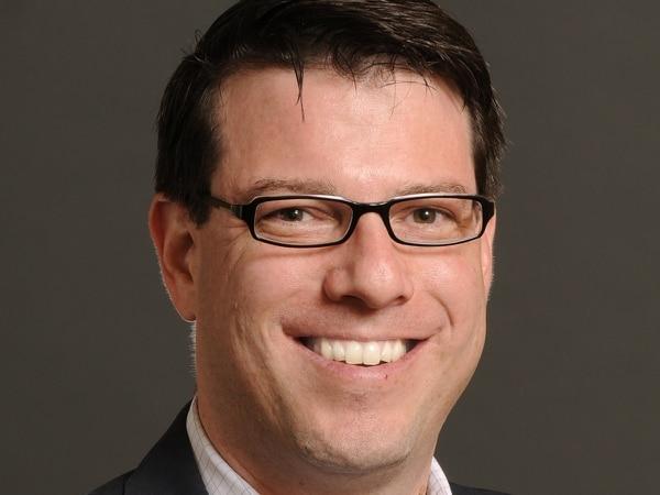 Chris Lombardi is vice president for international at Raytheon. (Raytheon)