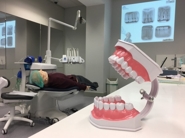 Military retirees everywhere now have at least 10 choices for dental coverage. But there's a deadline looming. (Marc Antoine Baudoux/AFP/Getty Images)