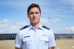 Air Force Academy cadet helps save downed pilot and suicidal man, in one week