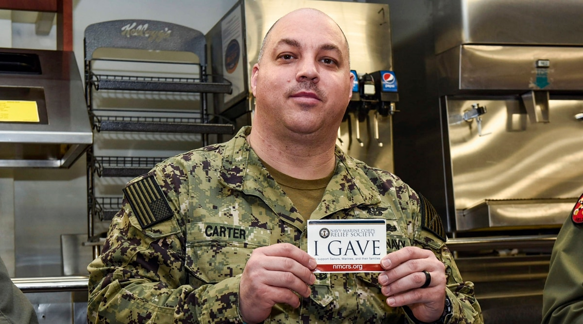 Carrier CMC who urged crew to 'clap like we're at a strip club' resigns