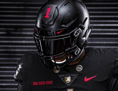 Army unveiled its uniform Sunday for the 2018 Army-Navy game. (Army West Point Athletics)