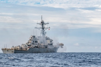 In challenging China's claims in the South China Sea, the US Navy is getting more assertive