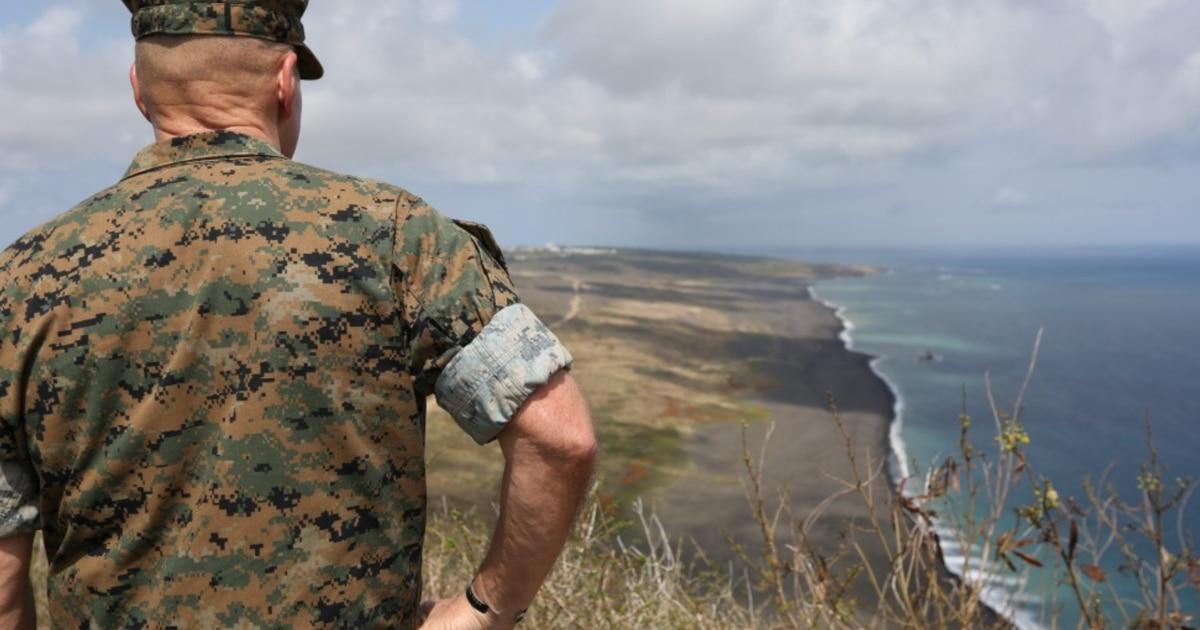 Iwo Jima 75th anniversary reunion called off due to coronavirus concerns