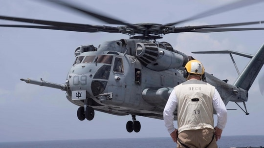 The Marines are following the Navy in developing an Aviation Safety Awareness Program (ASAP) that allows aviators, crew members, maintainers and airfield employees to anonymously report safety issues to a hotline in order to prevent accidents. (MC3 Colbey Livingston/Navy)