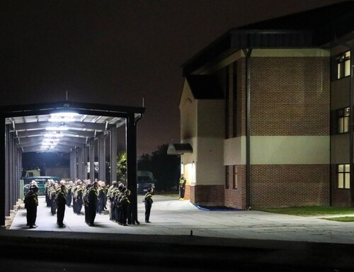 The Army says that a basic training soldier at Fort Jackson who allegedly hijacked a bus did not have any disqualifying information in his recruiting file. (Army)