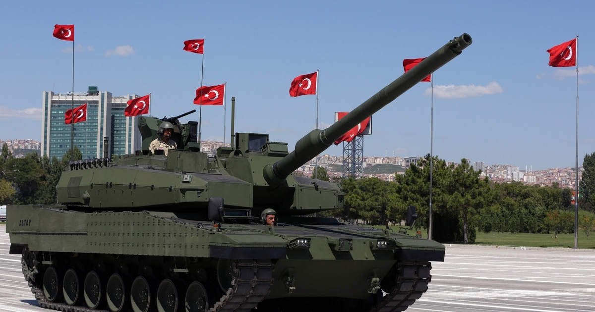 Turkey in talks with South Korea to salvage Altay tank program