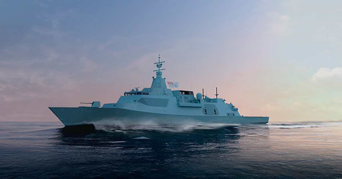 Canada's new frigate is getting heavier, more expensive